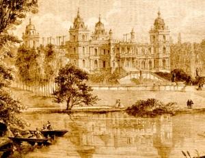 Le château de Ferrières du baron James de Rothschild