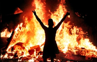 Half Of Americans Believe Austerity Will Lead To Violent Unrest unconference riot